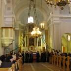 Vievio Šv. Onos bažnyčioje 2008 03 09