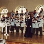 Klaipėdos universitete 1999 balandis