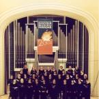 2002 11 24 Muzikų paradas, Vilniaus Filharmonija