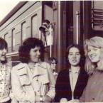 1975 05 26 išvažiuojam į Jugoslaviją